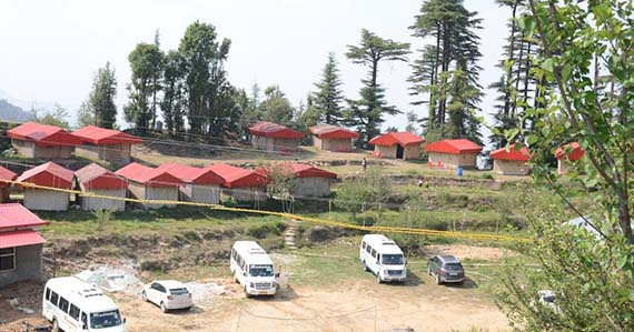 camps in kanatal